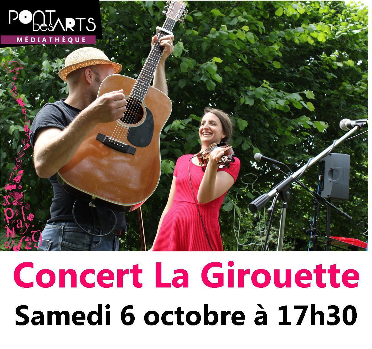Concert de chanson française |