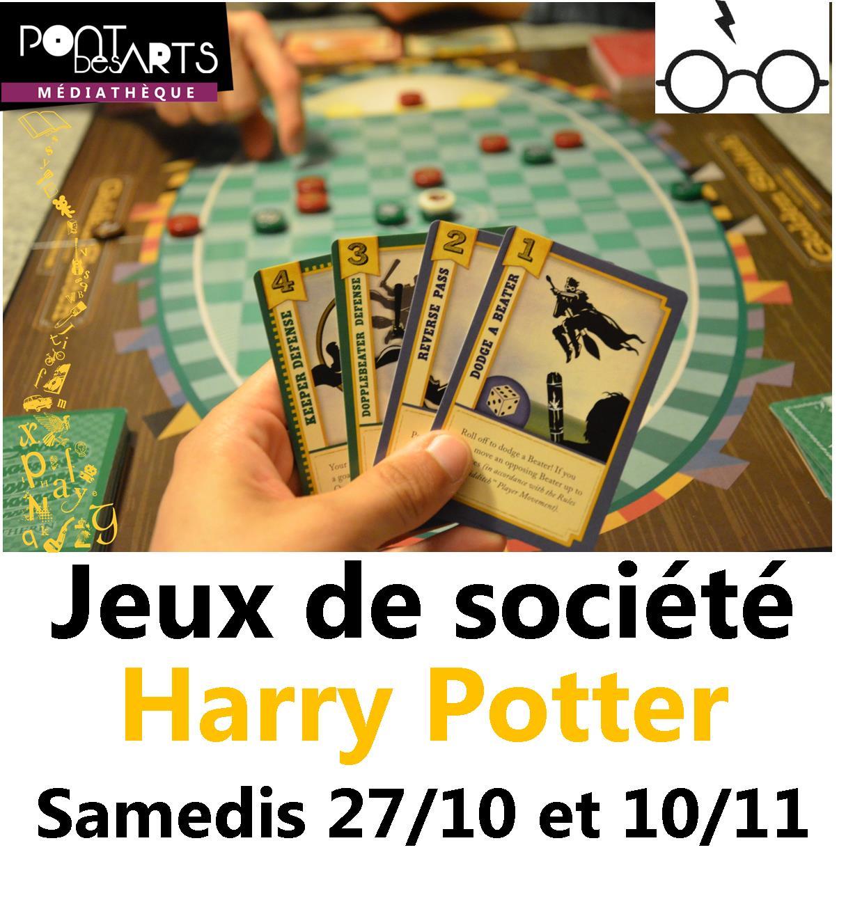 Jeux de société Harry Potter |
