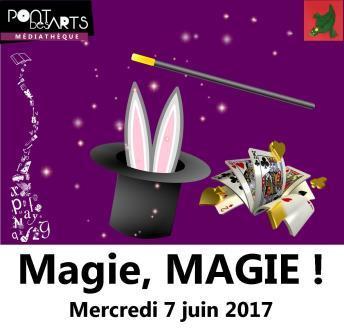 """Heure du Conte """"Magie, magie !""""  """