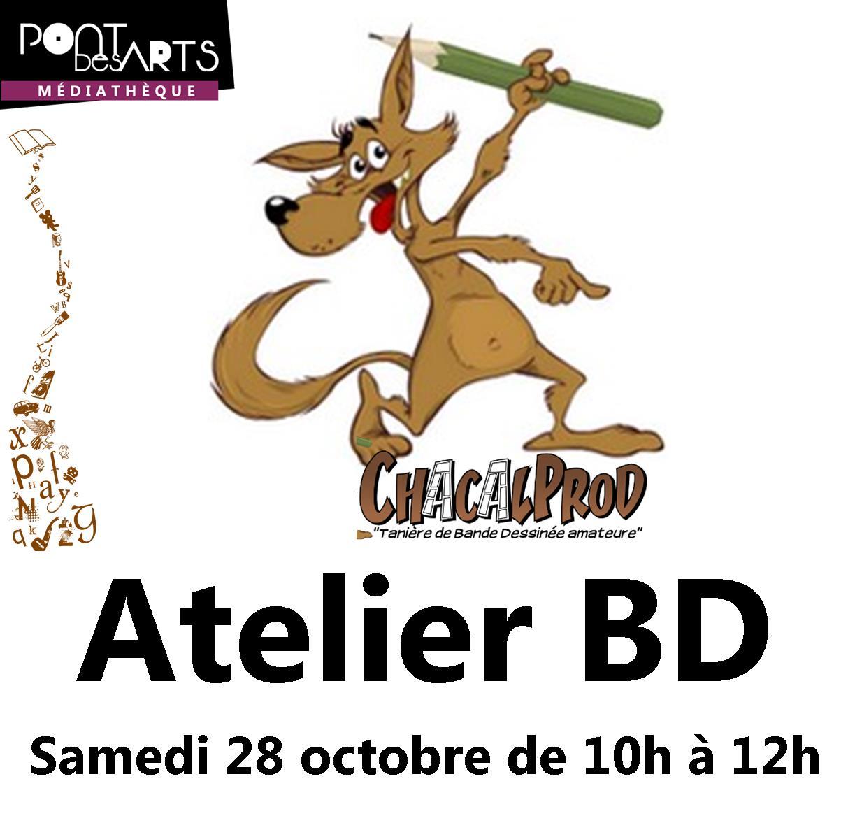 Atelier BD |