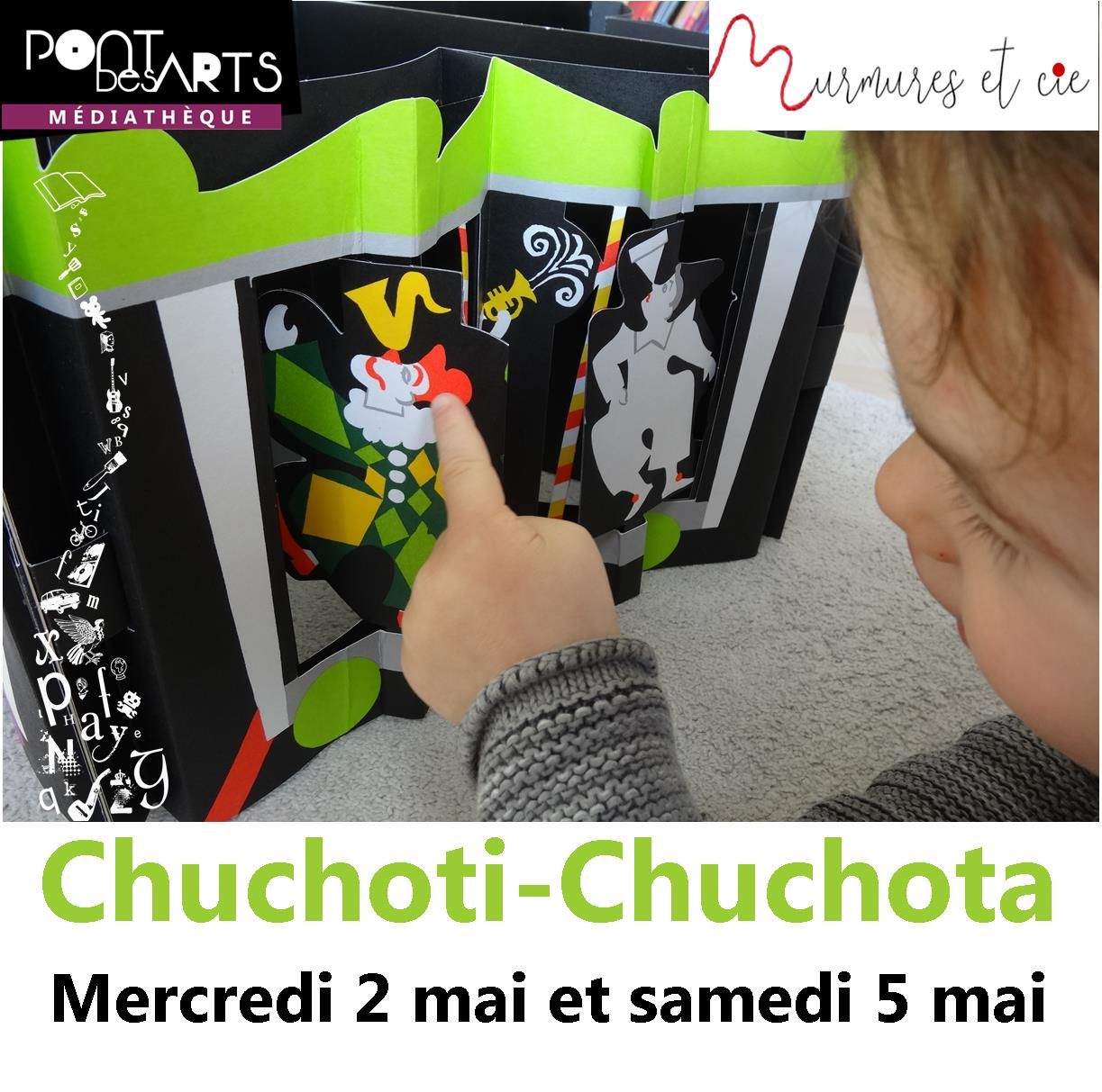 Chuchoti - Chuchota |