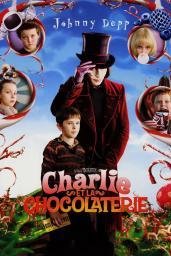 Charlie et la chocolaterie / Tim Burton, réal.   Burton, Tim. Monteur