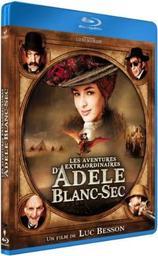 Les aventures extraordinaires d'Adèle Blanc-Sec / Luc Besson, réal.   Besson, Luc. Monteur. Scénariste