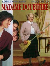 Madame Doubtfire / Chris Columbus, réal.   Columbus, Chris. Metteur en scène ou réalisateur