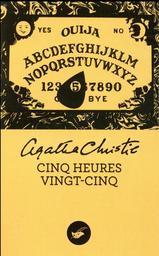 Cinq heures vingt-cinq / Agatha Christie | Christie, Agatha. Auteur