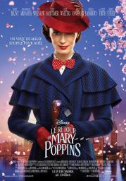 Retour de Mary Poppins (Le) / Rob Marshall, réal. | Marshall, Rob. Metteur en scène ou réalisateur. Scénariste. Producteur