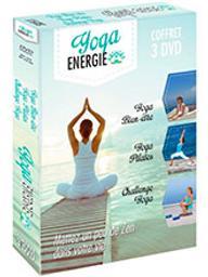 Yoga énergie : Yoga bien-être + Yoga pilates + Challenge yoga |