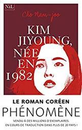 Kim Jiyoung, née en 1982 / Cho Nam-joo | Cho, Nam-joo. Auteur