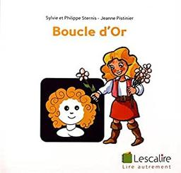Boucle d'or / illustrations : Philippe Sternis | Sternis, Sylvie. Adaptateur