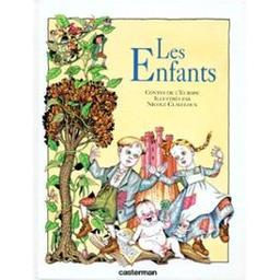 Les enfants : contes de l'Europe   Lou, Virginie