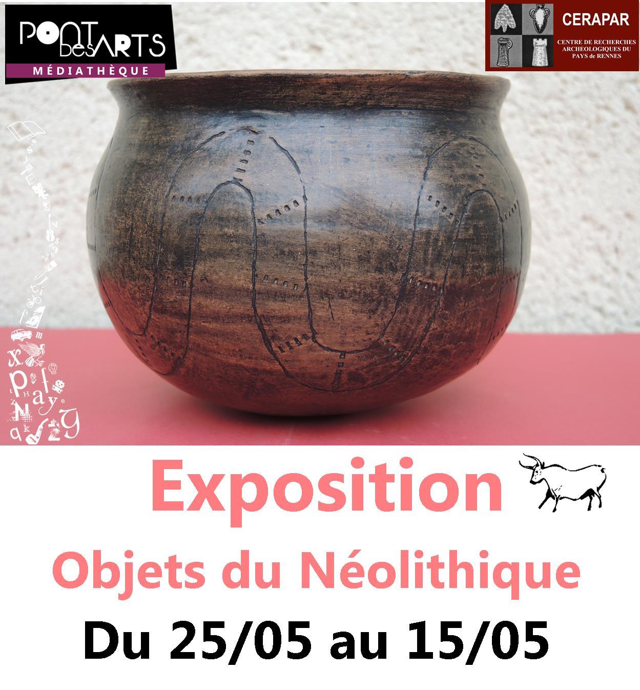 Exposition : les objets du Néolithique |